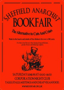 Sheffield Anarchist Bookfair 2010