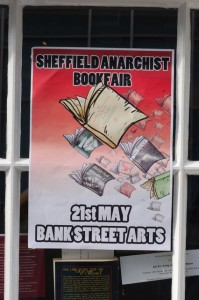 Sheffield Anarchist Bookfair 2011