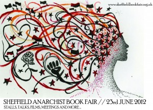 Sheffield Anarchist Bookfair 2012
