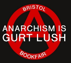 Bristol Anarchist Bookfair symbol