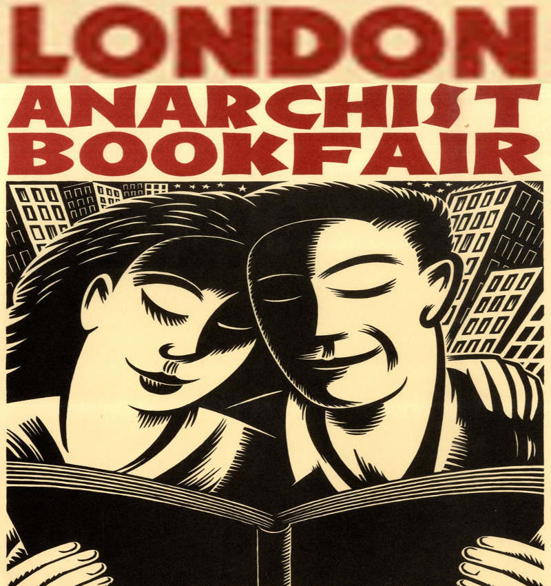 London Anarchist Bookfair symbol