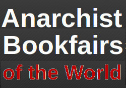 Anarchist Bookfairs of the World symbol