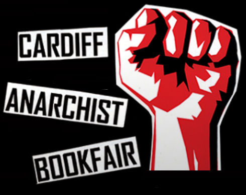 Cardiff Anarchist Bookfair symbol